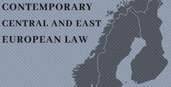 Okładka Contemporary Central & East European Law